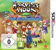 Harvest Moon: Dorf des Himmelbaumes - Cover