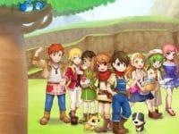 Harvest Moon: Dorf des Himmelbaumes