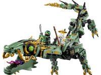 Lego Ninjago – Mech-Drache des Grünen Ninja