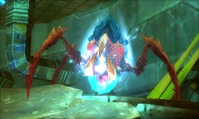 Metroid Samus Returns Bild 1
