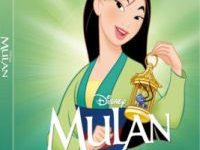 Mulan (Disney Classics 2017) - Cover