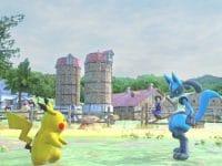 Pokemon Tekken DX - Kampf