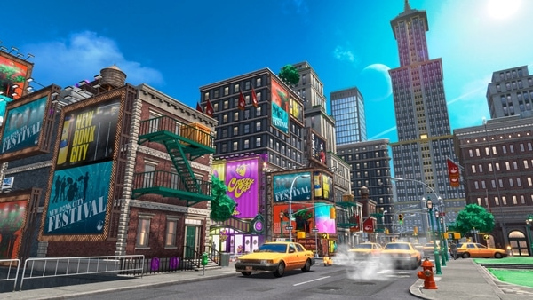 Super Mario Odyssey Bild 3