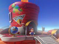 Super Mario Odyssey, Rechte bei Nintendo