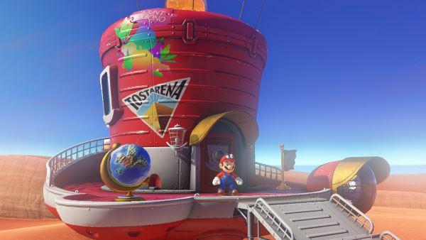 Super Mario Odyssey Bild 4