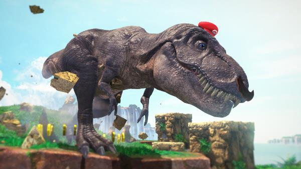 Super Mario Odyssey Bild 6