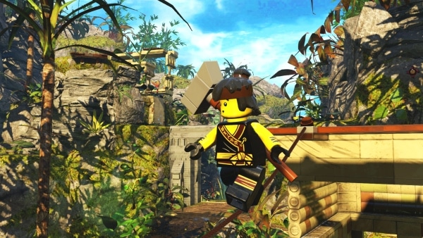 The LEGO Ninjago Movie Videogame Bild 3