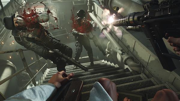 Wolfenstein 2 Bild 1