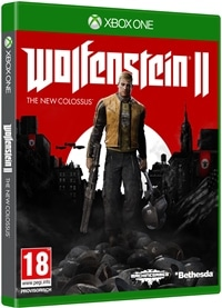 Wolfenstein 2 Cover