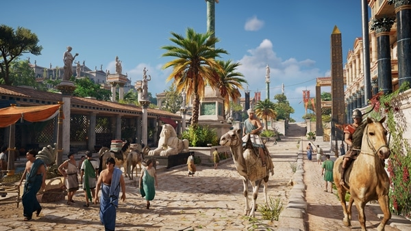 Assassins Creed Origins Bild 3
