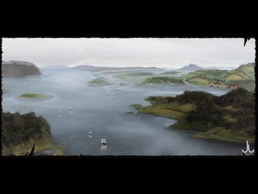 Die Siebenwindküste Albernia & der Windhag, Rechte bei Ulisses Spiele