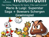 Mario & Luigi: Superstar Saga + Bowsers Schergen Gewinnspiel
