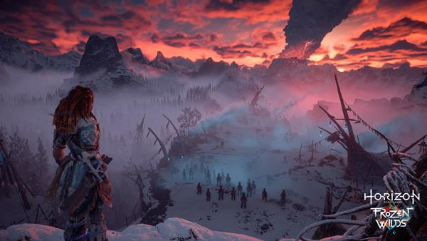 HZD The Frozen Wilds Bild 3