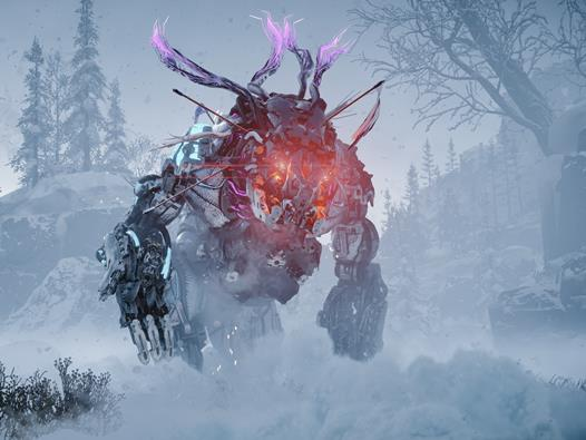 HZD The Frozen Wilds