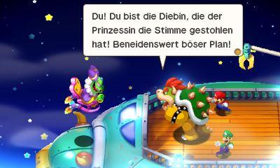 Mario und Luigi Superstar Saga Bild 1