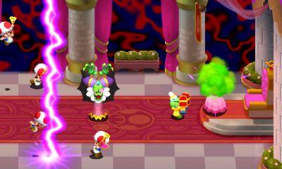 Mario und Luigi Superstar Saga Bild 3
