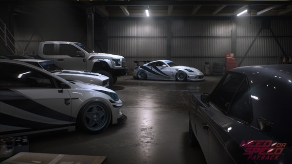 Need for Speed Payback Bild 2