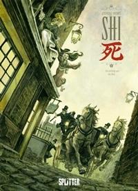 Shi Band #1: Am Anfang war die Wut..., Rechte bei Splitter
