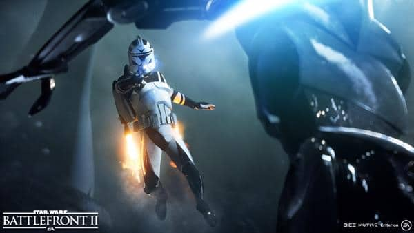 Star Wars Battlefront II Bild 1