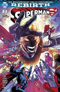 Superman Sonderband #3: Supermen aus aller Welt, Rechte bei Panini Comics