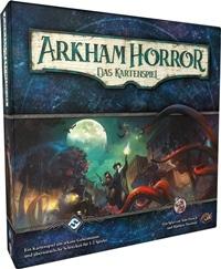 Arkham Horror: Das Kartenspiel - Grundspiel, Rechte bei Heidelberger Spieleverlag / Asmodee