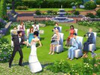 Die Sims 4 Konsole