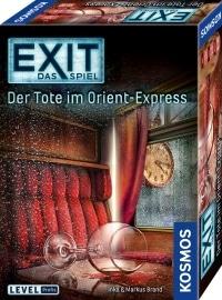 Exit - Das Spiel: Der Tote im Orient-Express - Cover