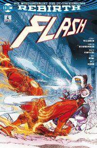 Flash #4: Rogues Reloaded, Rechte bei Panini Comics
