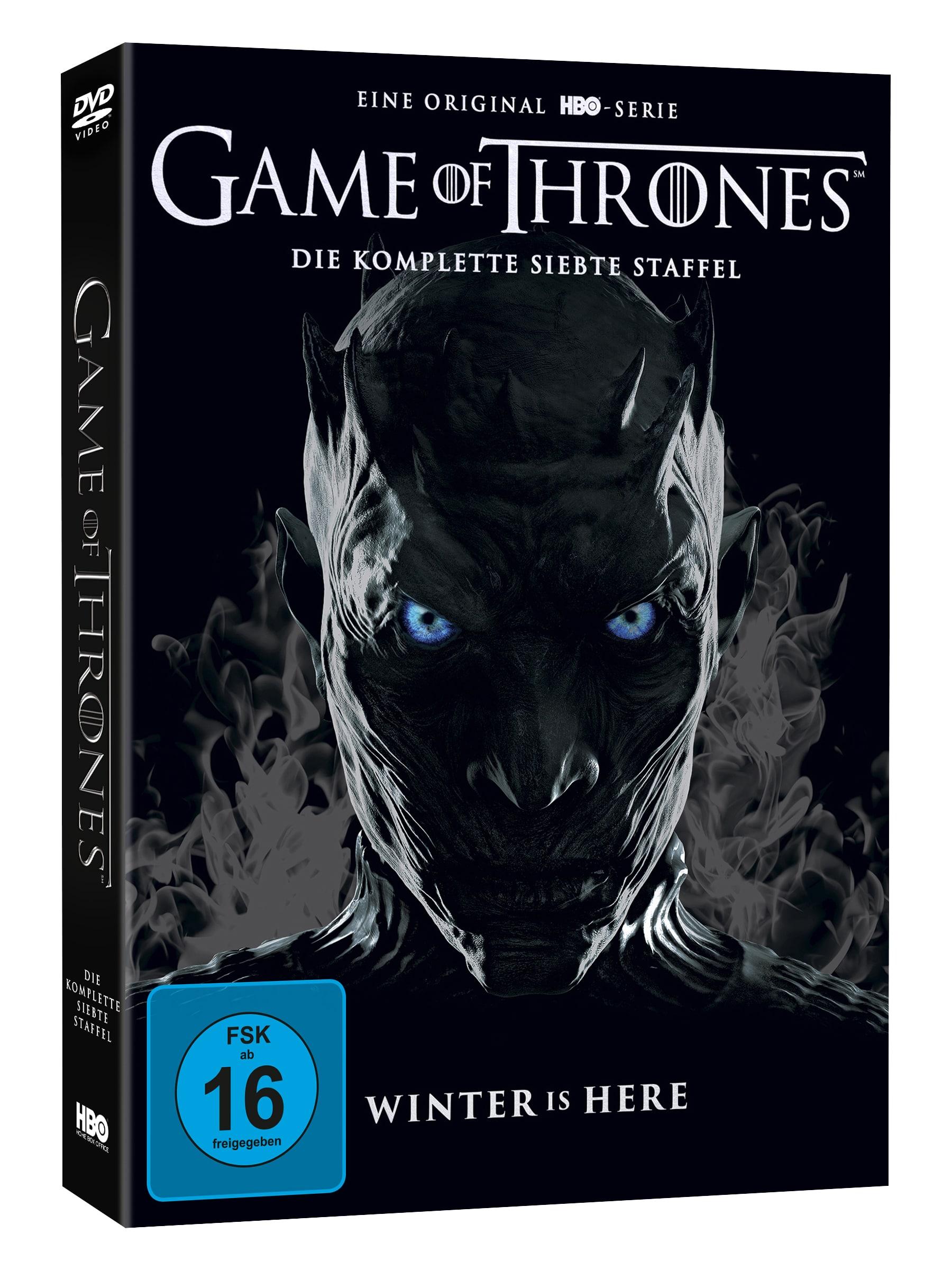 Game of Thrones - Die komplette siebte Staffel, Rechte bei Warner Home Video