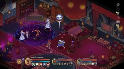 Masquerada: Songs and Shadows, Rechte bei Witching Hour Studios