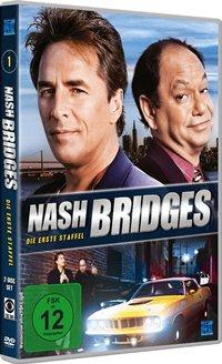 Nash Bridges Staffel 1, Rechte bei NewKSM