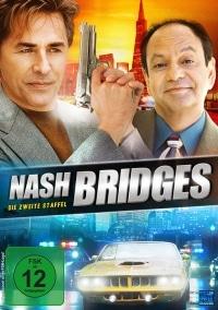 Nash Bridges - Staffel 2 - Cover