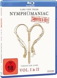 Nymph()maniac, Rechte bei Concorde Home Entertainment