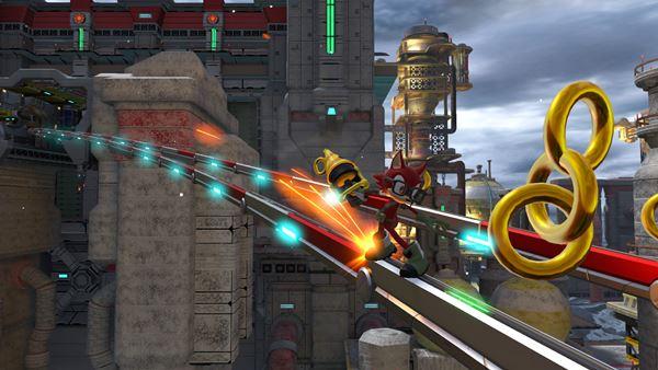 Sonic Forces Bild 1