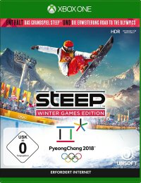 Steep - Road to the Olympics - Cover