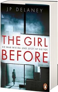 The Girl Before - Sie war wie du. Und jetzt ist sie tot., Rechte bei Penguin Verlag