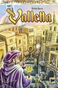 Valletta - Cover