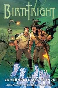 Birthright #3: Verbündete und Feinde, Rechte bei cross cult