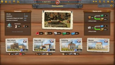 Railway Empire, Rechte bei Kalypso Media