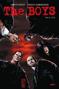 The Boys: Gnadenlos-Edition Band 1, Rechte bei Panini Comics