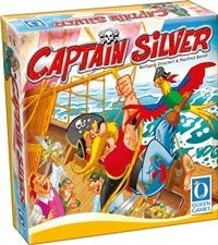 Captain Silver, Reche bei Queen Games