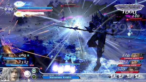 Dissidia Final Fantasy NT Bild 2