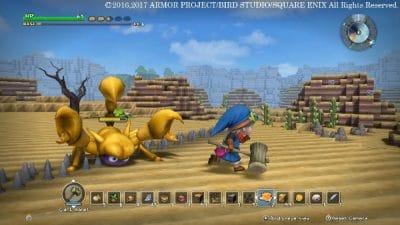 Dragon Quest Builders, Rechte bei Square Enix