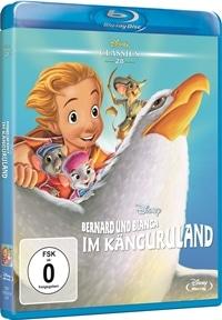 Bernard und Bianca im Känguruland, Rechte bei © 2018 Disney