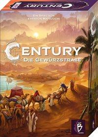 Century - DIe Gewürzstraße - Cover