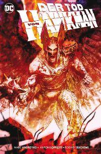 Der Tod von Hawkman, Rechte bei Panini Comics