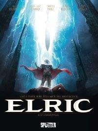 Elric #2: Sturmbringer, Rechte bei Splitter