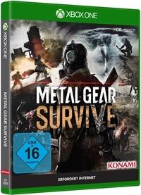 Metal Gear Survive, Rechte bei Konami