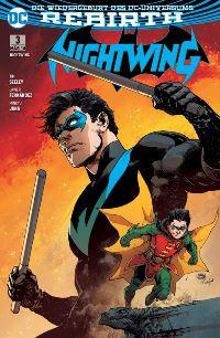 Nightwing #3: Nightwing muss sterben!, Rechte bei Panini Comics