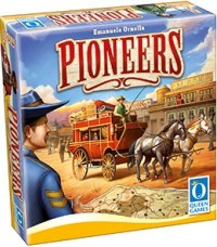 Pioneers - Cover